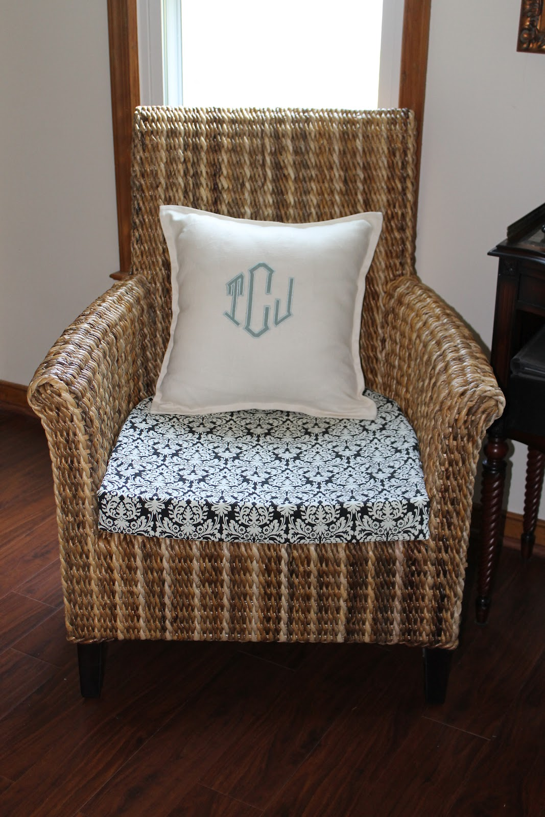 Magnolia Mommy Made Diy Chair Cushions