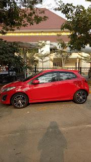 Dijual Mazda 2 Matic thn 2010 🚗