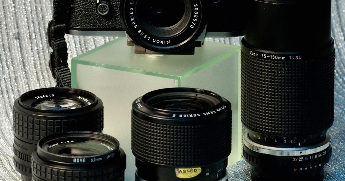 Random Camera Blog: Nikon Series E Lenses