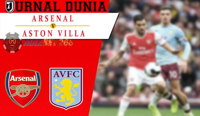Prediksi Arsenal Vs Aston Villa, Senin 09 November 2020 Pukul 02.15 WIB @ Mola TV