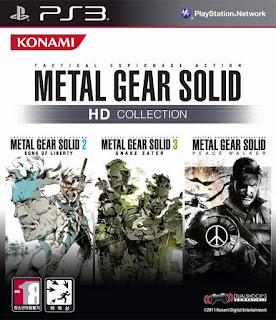 Metal Gear Solid HD Collection PS3 Torrent