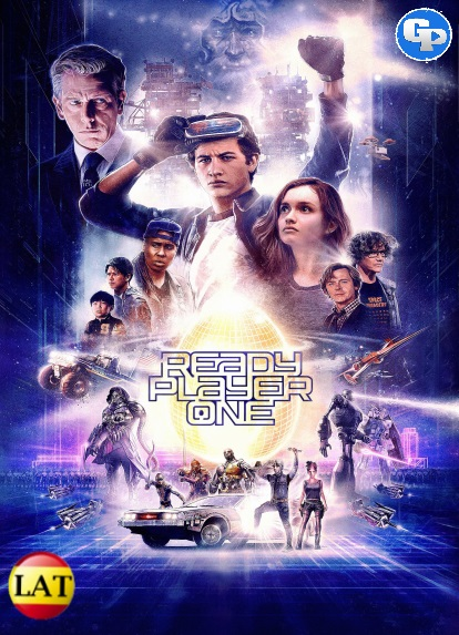 Ready Player One (2018) LATINO