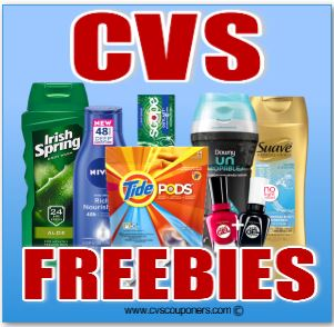 CVS Coupon freebie Deals