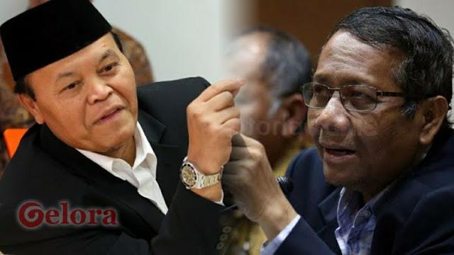 Perang Cuitan dengan HNW soal UU Ciptaker, Mahfud MD Bawa-bawa DN Aidit