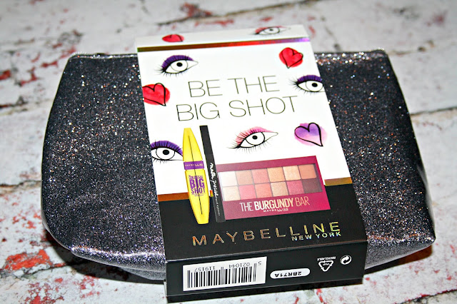 Maybelline Be the Big Shot Gift Set