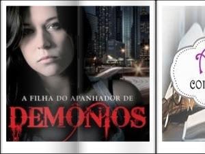 Resenha A Filha do Apanhador de Demônios & Ladrão de Almas - Apanhadores de Demônios - Livros 01 e 02 -  Jana Oliver
