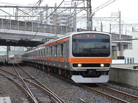 【ダイヤ改正後は主勢力!】武蔵野線 東京行き4 E231系