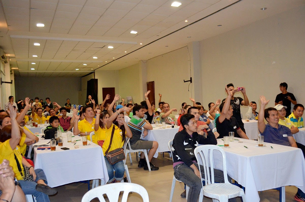 SMM PH Seminar Participants