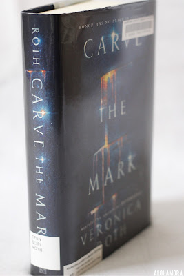 Carve the Mark by Veronica Roth, the author of the Divergent series, gets 2 stars in this book review.  Slow, boring, unoriginal, boring characters, space, racism, insensitive writing.  Alohamora Open a Book alohamoraopenabook http://alohamoraopenabook.blogspot.com/