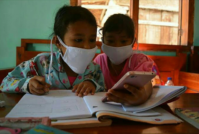 pendidikan di masa pandemi covid
