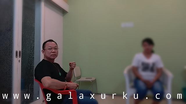 Terapi Langsung Oleh Bapak Rudi Winata