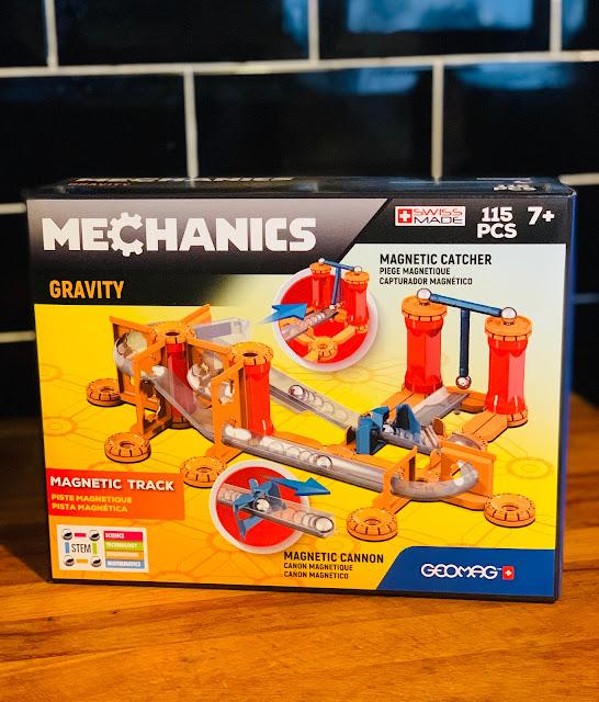 Geomag Mechanic Magnetic Race Track
