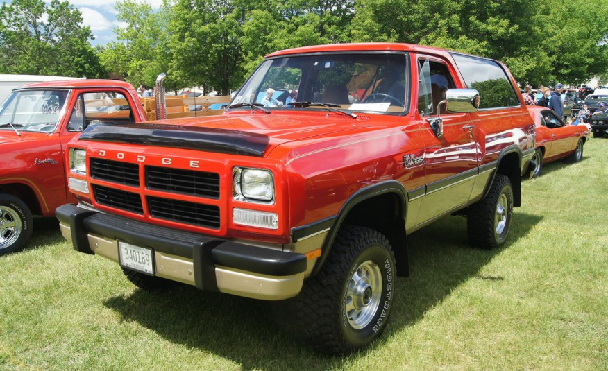 1974–1993 Dodge Ramcharger