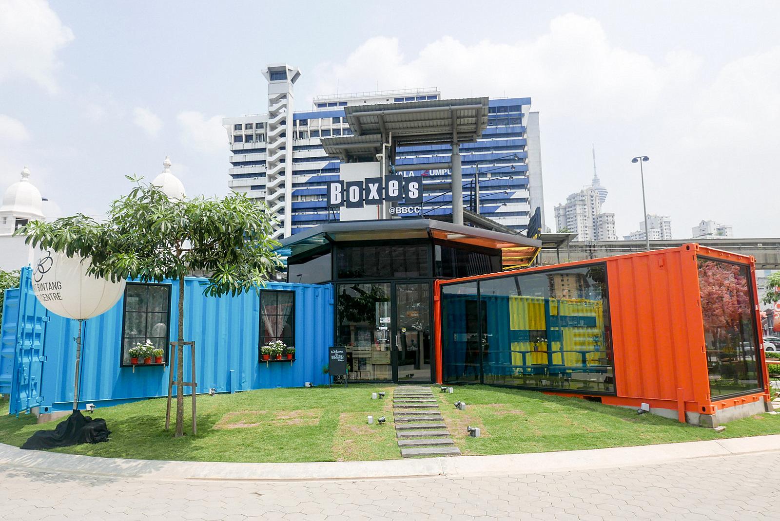 Eat Drink Kl Boxes Bbcc Bukit Bintang City Centre
