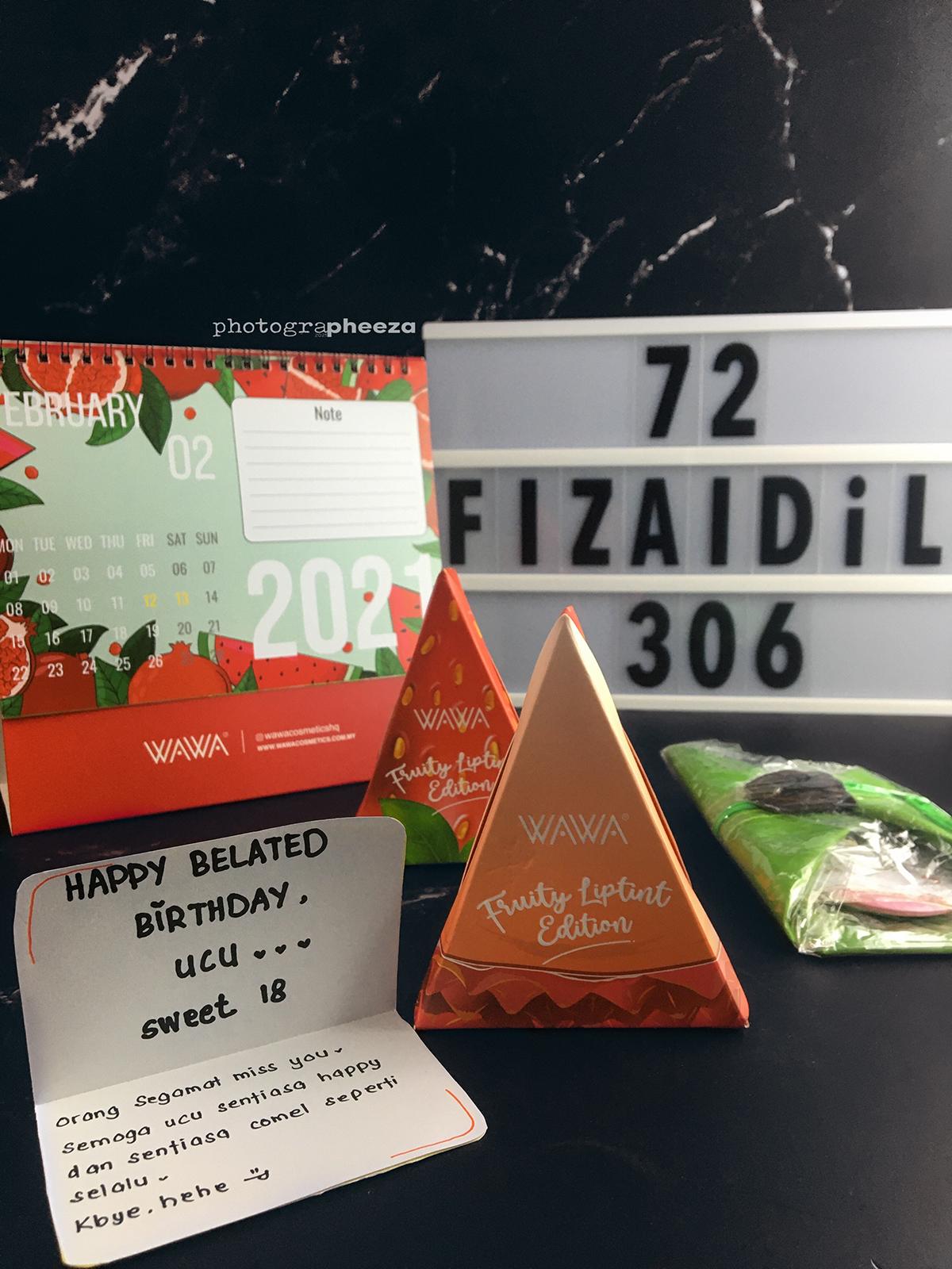 Surprise Birthday Gift