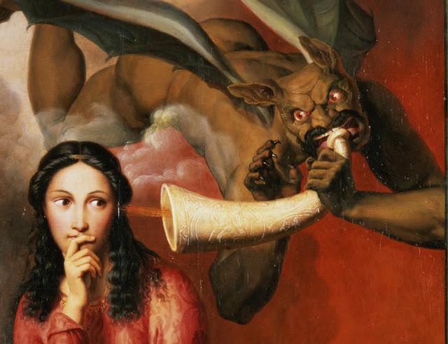 Sendo católico: Quando satanás triunfa numa alma?
