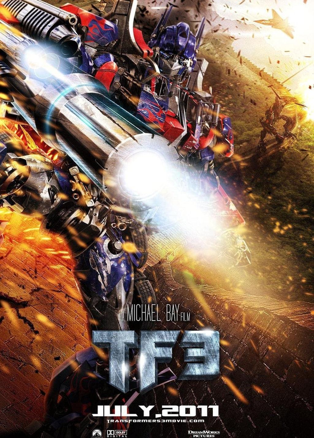 Transformers 3 Dark of the Moon ทรานส์ฟอร์เมอร์ ภาค 3 [HD][พากย์ไทย]