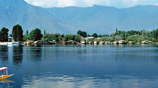 Places to visit in Jammu and kashmir (Nigeen lake )