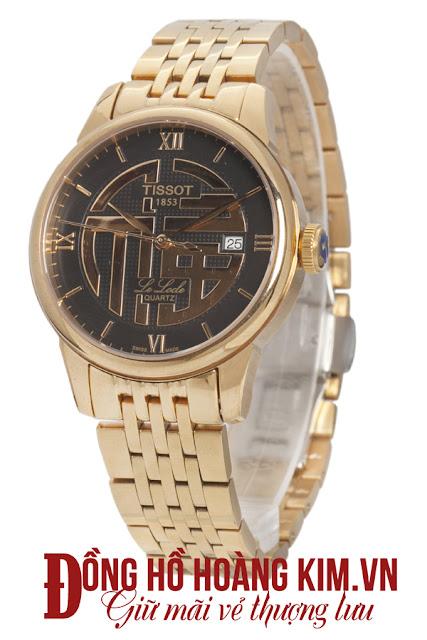 Đồng hồ đeo tay nam Tissot dây sắt đáng mua nhất 2016