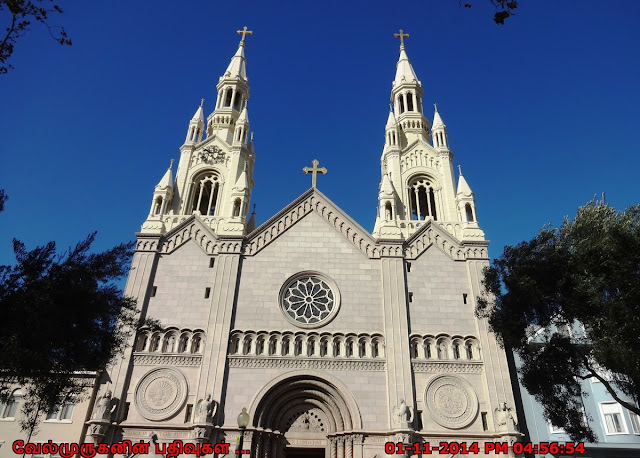 SFO Saints Peter and Paul Church