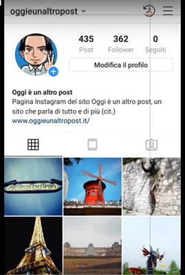 Come recuperare foto archiviate su Instagram