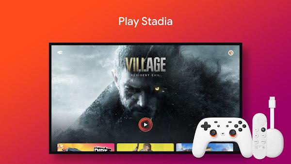 Android TV receberá Stadia ainda em Junho