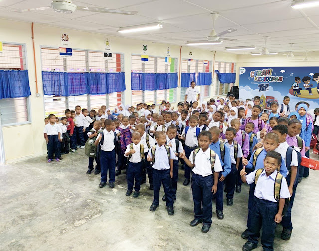Sumbangan Kembali-Ke-Sekolah TOP Buat Pelajar Orang Asli Catat Rekod Tiga Kali Ganda Sasaran Dana