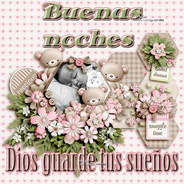 Buenas Noches Dios Guarde Tus Sueños Imágenes Con Frases