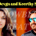 Keerthy Suresh is going to make her Bollywood Debut opposite Ajay Devgn ?