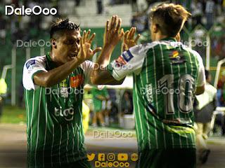 José Alfredo Castillo y Lucas Mugni le dieron el empate a Oriente Petrolero sobre Guabirá - DaleOoo