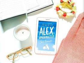 Book Review : Alex Approximately karya Jenn Bennet