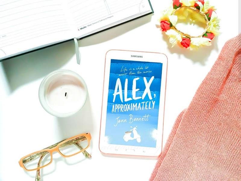 Book Review : Alex Approximately karya Jenn Bennet