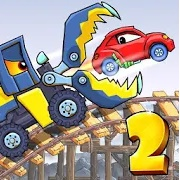 Car Eats Car 2 v1.9 Mod Apk Money Hack For Android