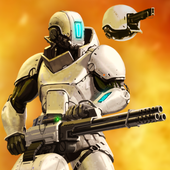 Download CyberSphere: TPS Online Action-Shooting Game for Android APK