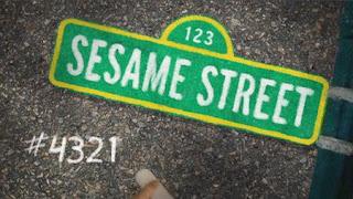 Sesame Street Episode 4321 Lifting Snuffy season 43
