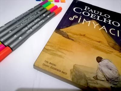 Simyacı, Paulo Coelho, Türkçe, Türkiye, Can Yayınları, O Alquimista, Roman, Edebiyat,Kitap Yorumları,