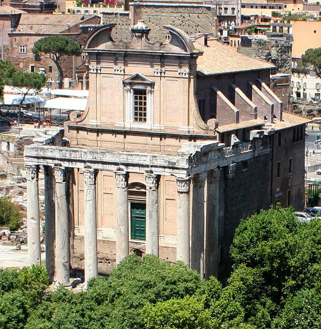 foro romano de roma