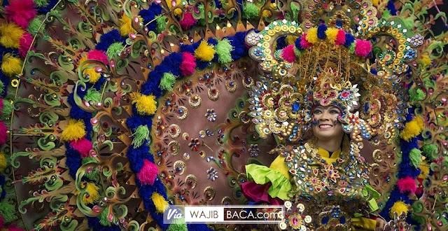 Kostum Garuda, Inspirasi Natasha Manuella Jadi Terbaik ke-3 Ajang Miss World 2016