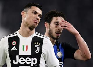 Mandzukic scores as Juve beat Inter