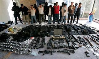 Guerra alla droga in Messico