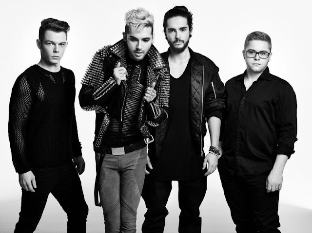 Banda Tokio Hotel anuncia show no Brasil