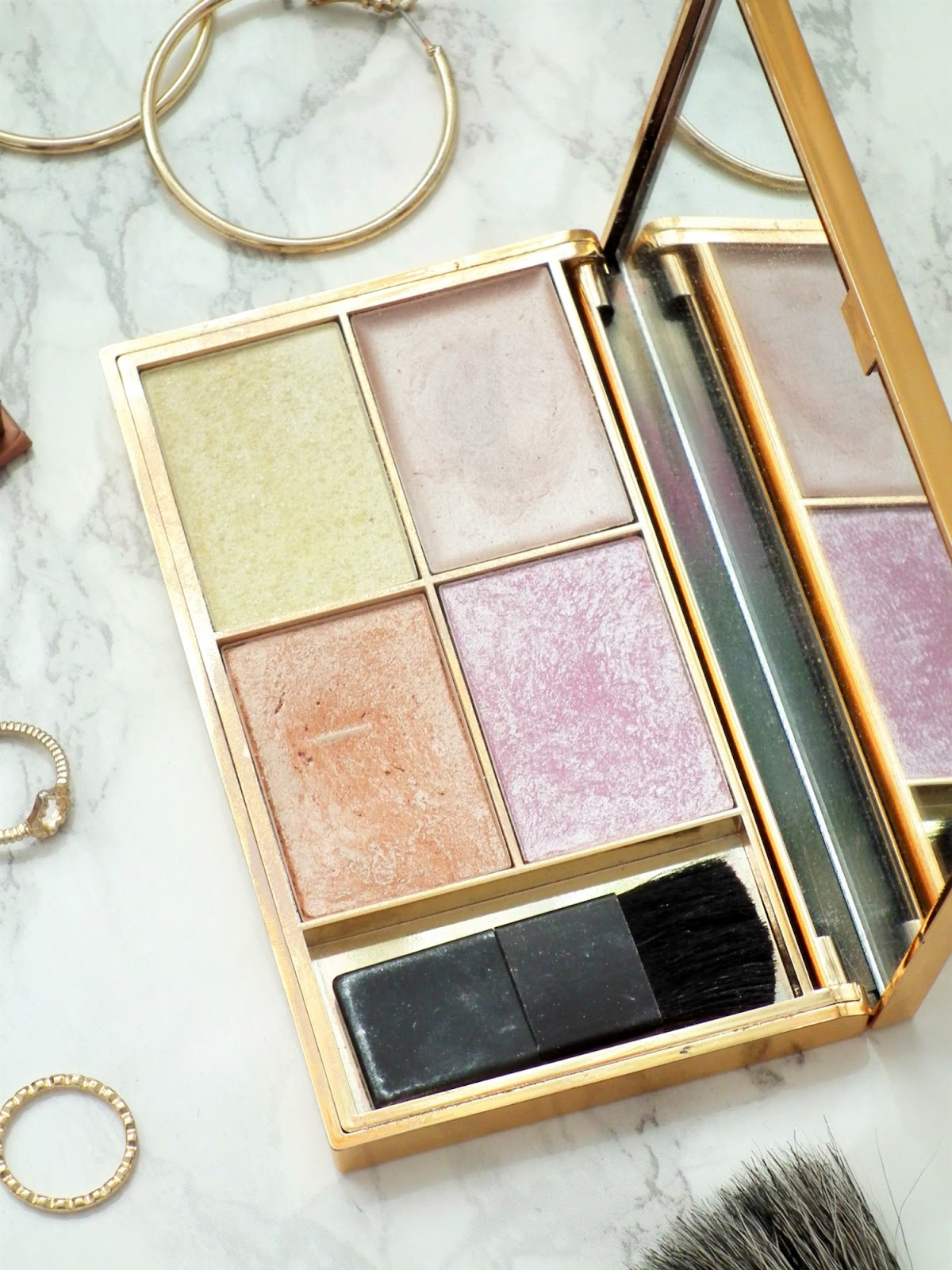 3 Affordable Highlighting Palettes Sleek Solstice