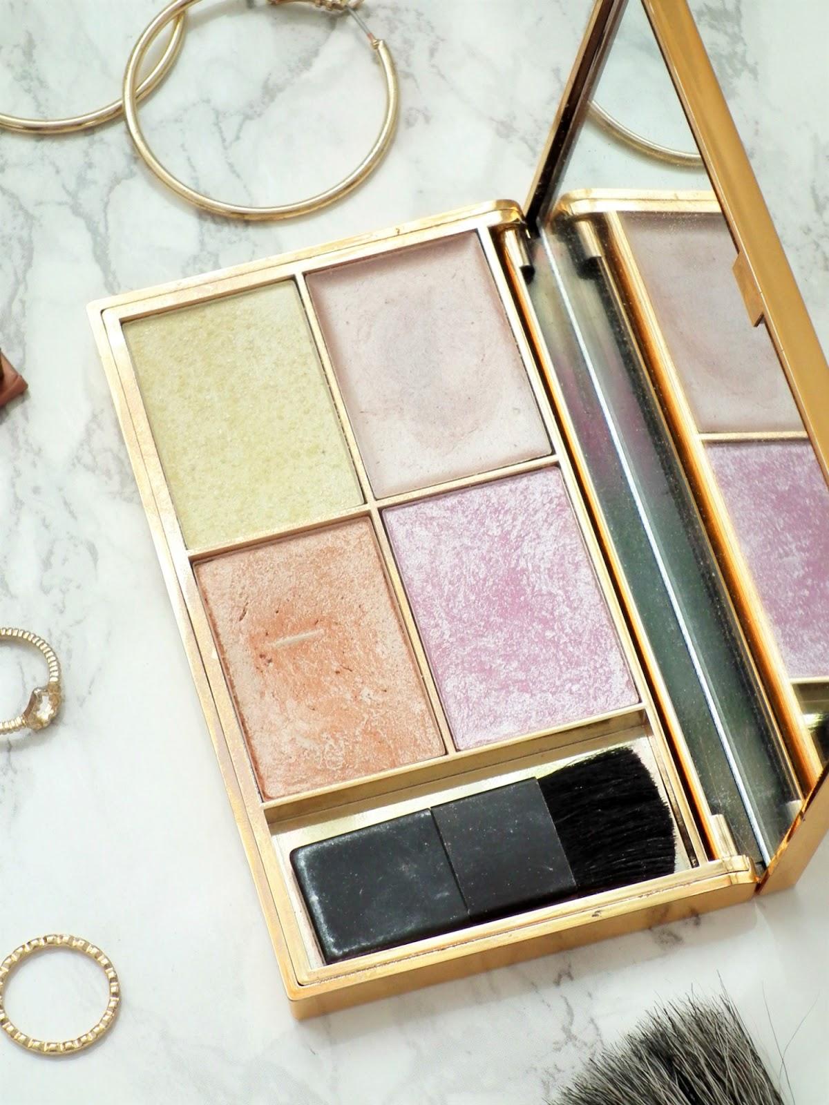 3 Affordable Highlighting Palettes Sleek Solstice