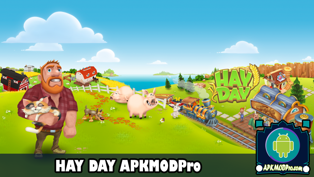 Hay Day MOD APK 1.45.111 (Full Unlimited Coins/Gems/Seeds) Terbaru 2020