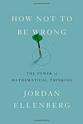 How Not To Be Wrong front cover
