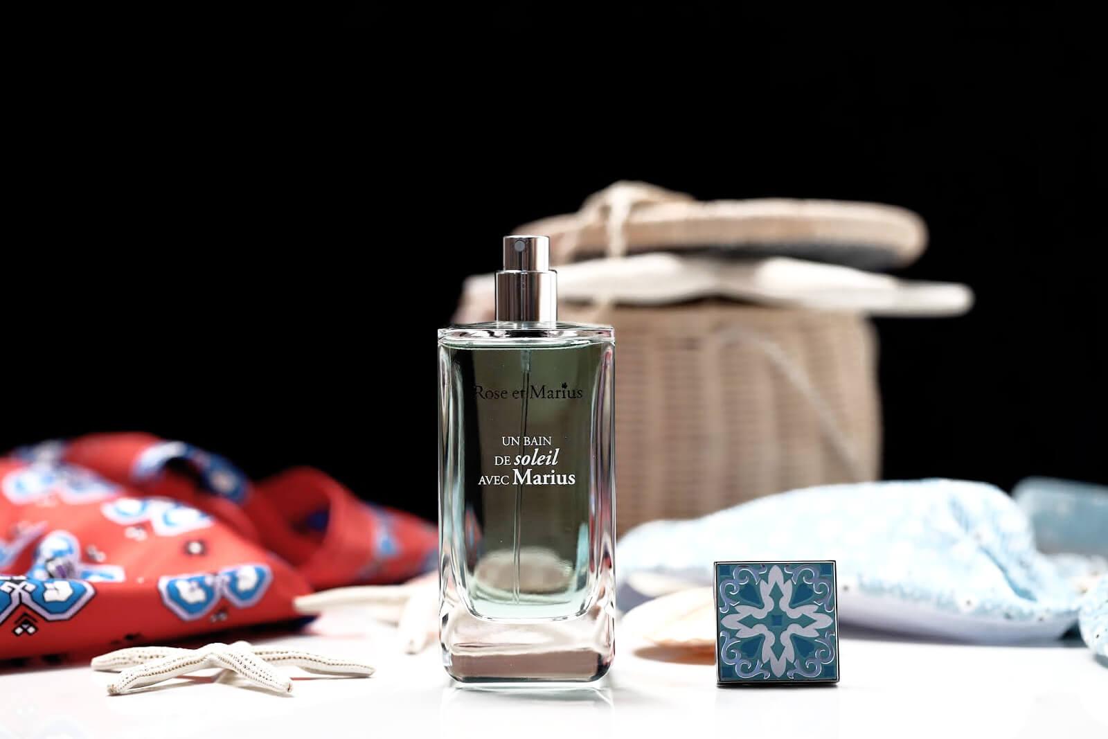 Rose et Marius Un Bain De Soleil Parfum avis