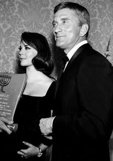 Natalie Wood Kirk Douglas