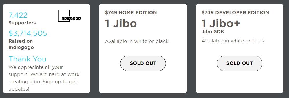 "Ucapkan ""Selamat Datang"" pada Jibo, Robot Sosial Pertama di Dunia"