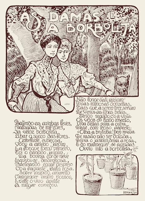 JM 7 - 10 Fantásticas ilustrações de Julião Machado