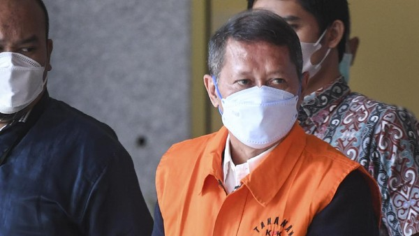 RJ Lino 5 Tahun Jadi Tersangka: Pernah 'Dibela' JK, Kini Ditahan KPK